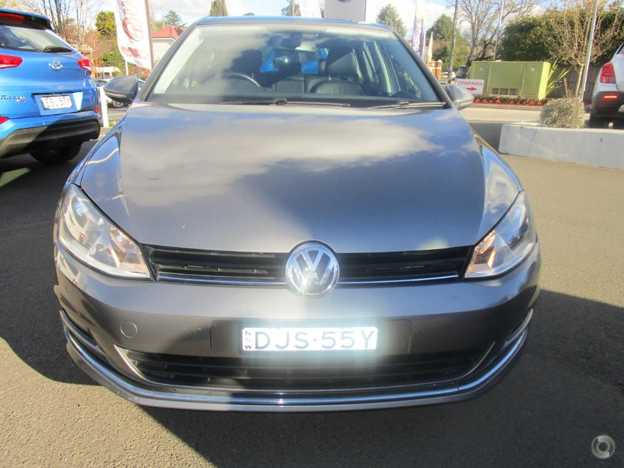 2013 Volkswagen Golf 103TSI Highline 7