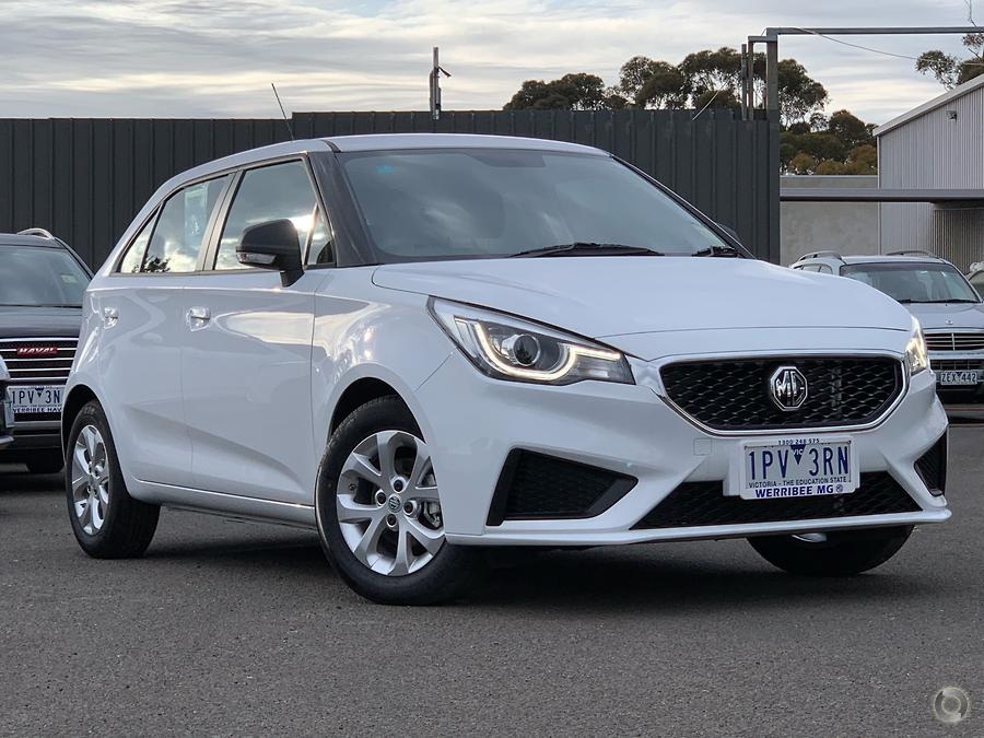2019 MG MG3 Core (No Series)