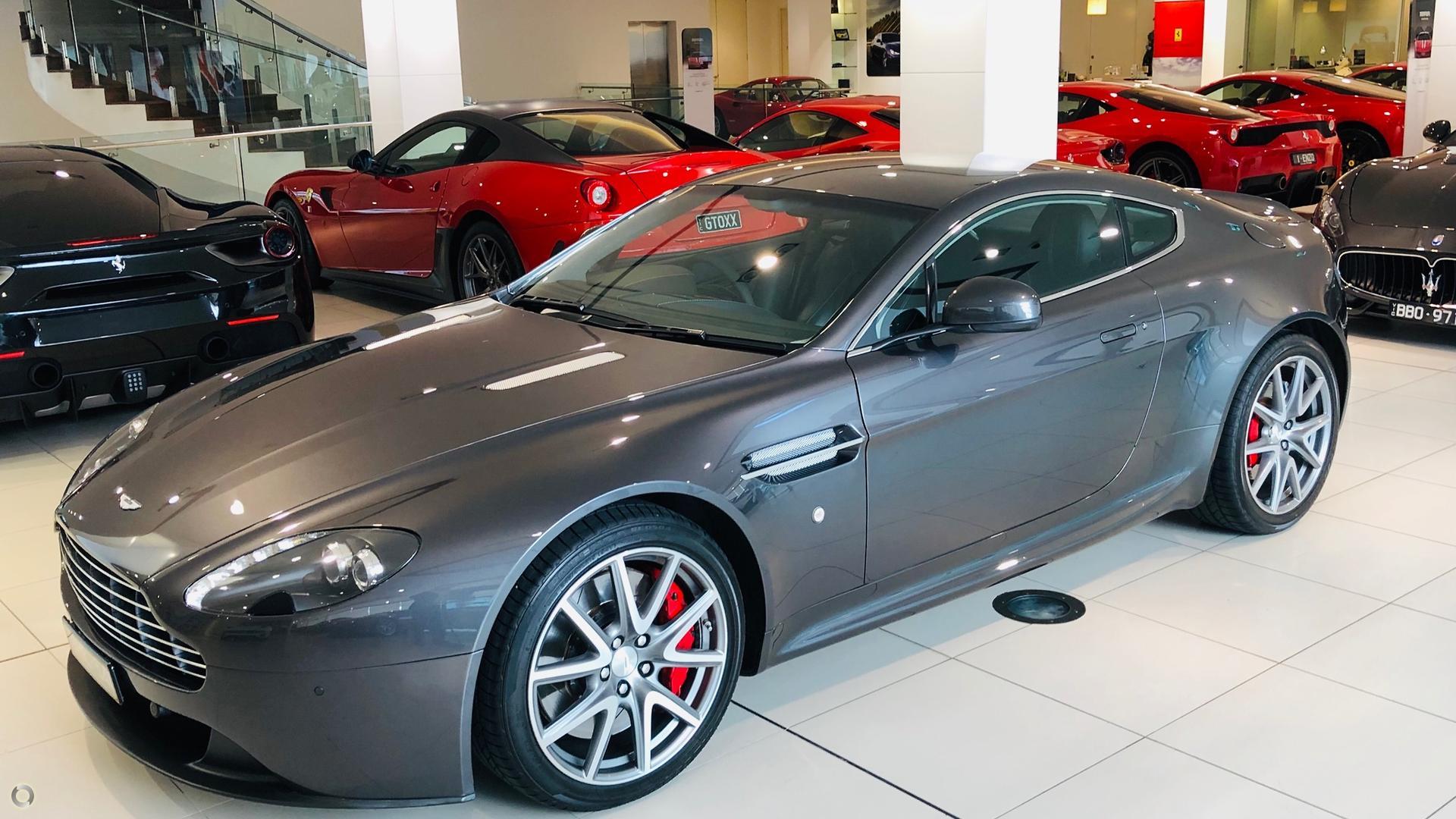 2012 Aston Martin V8 Vantage (No Series)