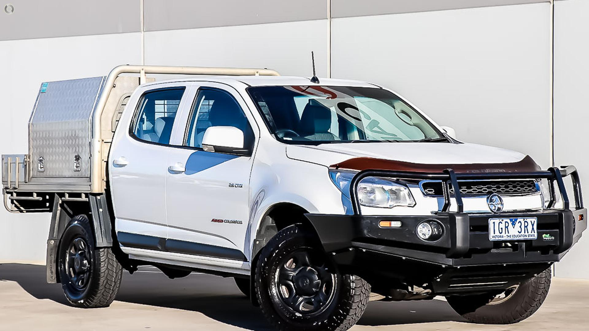 2012 Holden Colorado RG
