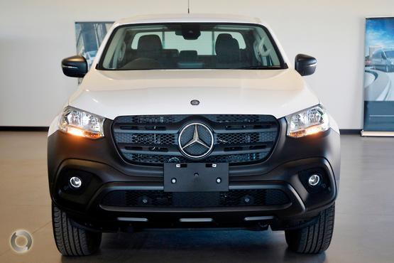 2018 Mercedes-Benz X 250 D PURE