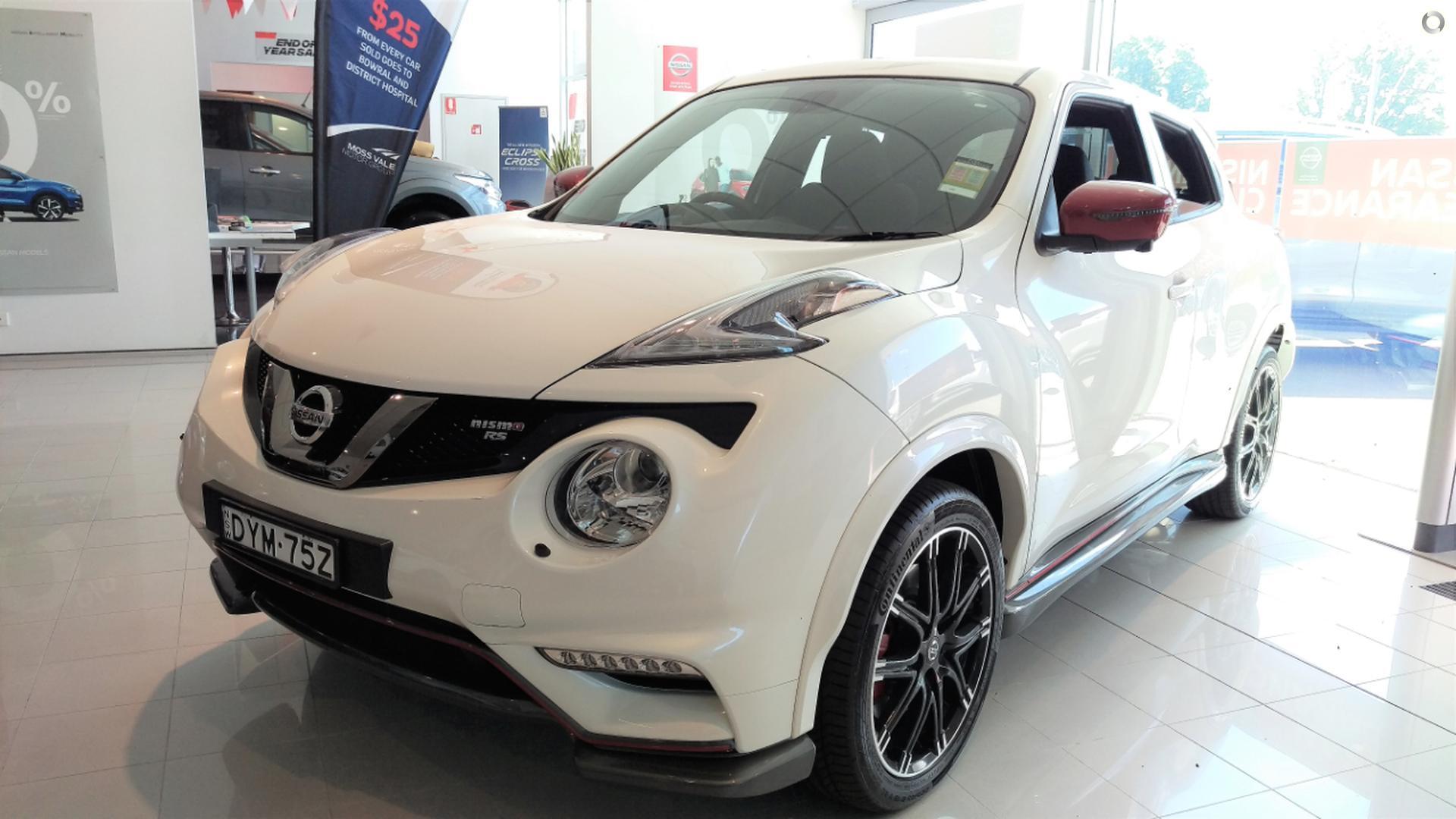 2018 Nissan Juke F15
