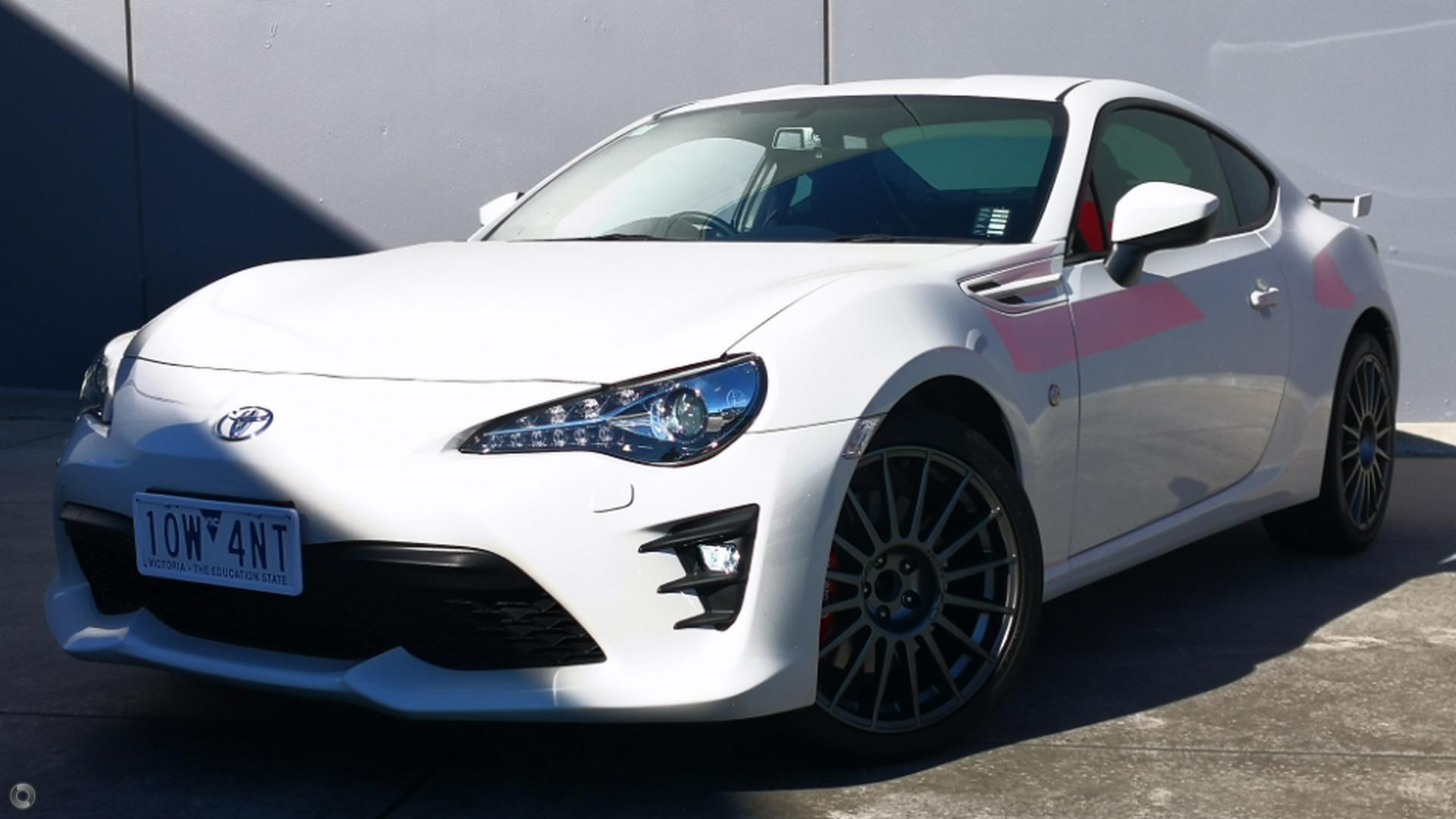 2017 Toyota 86 ZN6
