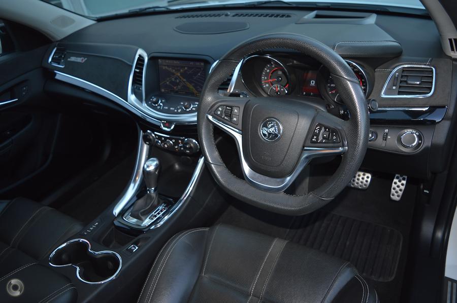 2017 Holden Ute SS V Redline VF Series II