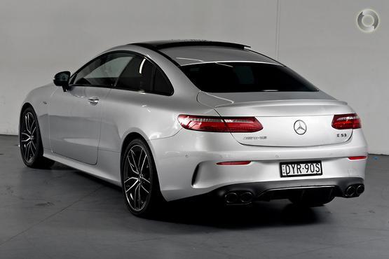 2018 Mercedes-Benz E 53