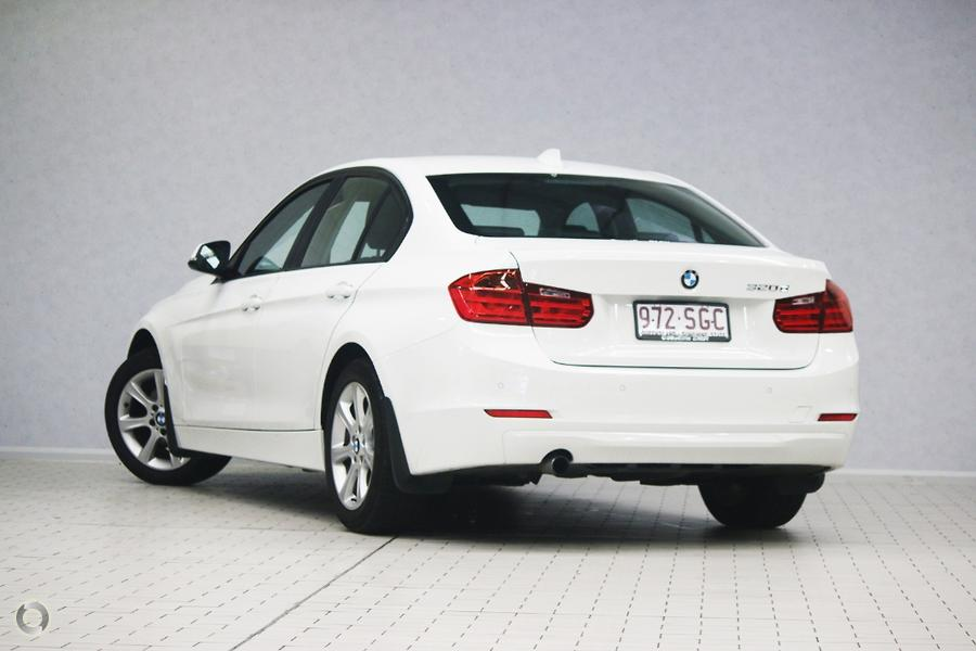 2012 BMW 320d