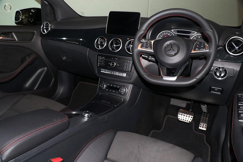 2018 Mercedes-Benz B 250 Hatch