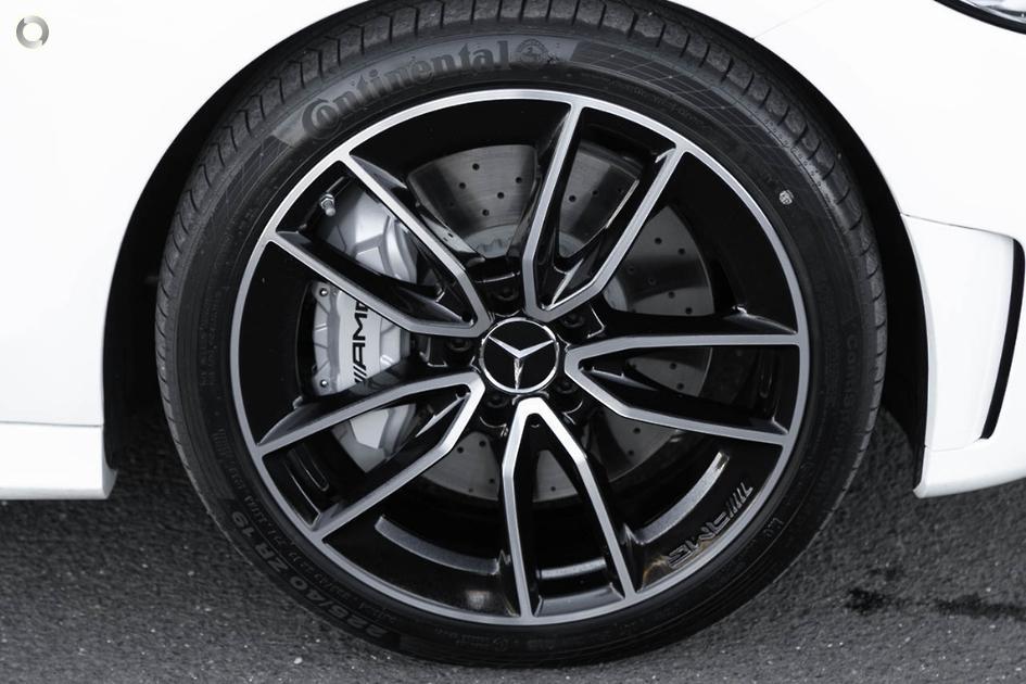 2019 Mercedes-Benz C 43 Coupe