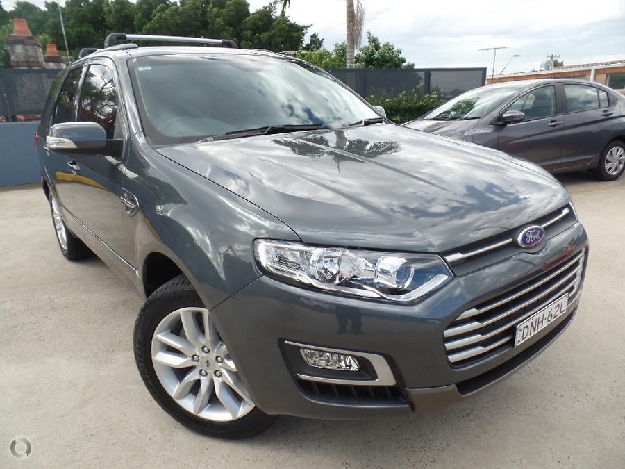 2016 Ford Territory TS SZ MkII