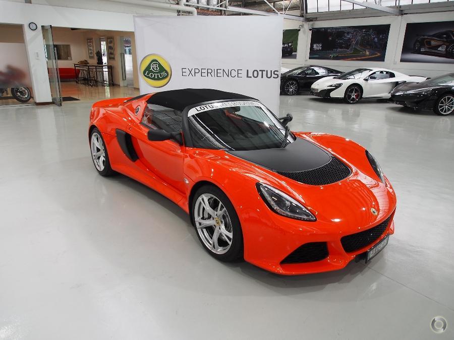 2016 Lotus Exige Sport 350 111