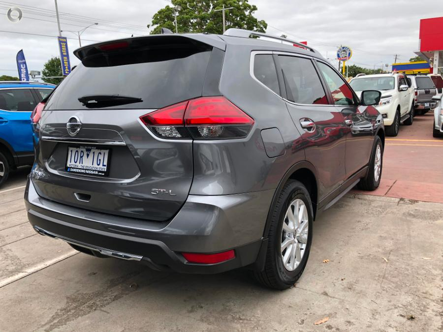 2019 Nissan X-Trail ST-L T32 Series II