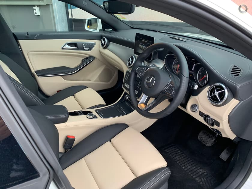 2019 Mercedes-Benz CLA 220 D Shooting Brake