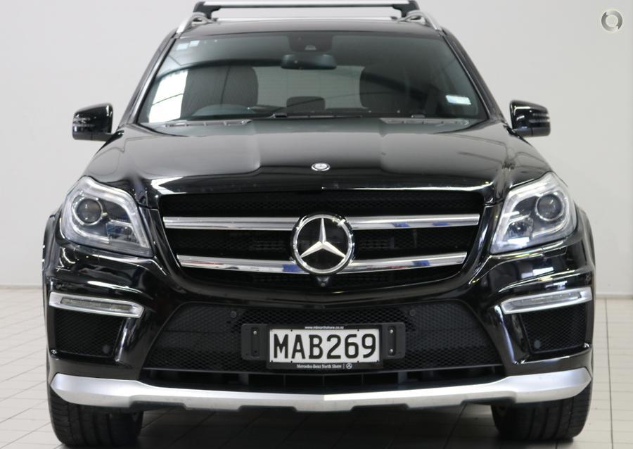 2013 Mercedes-Benz GL 63 Wagon