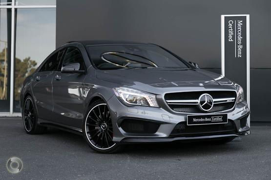 2015 Mercedes-Benz <br>CLA 45