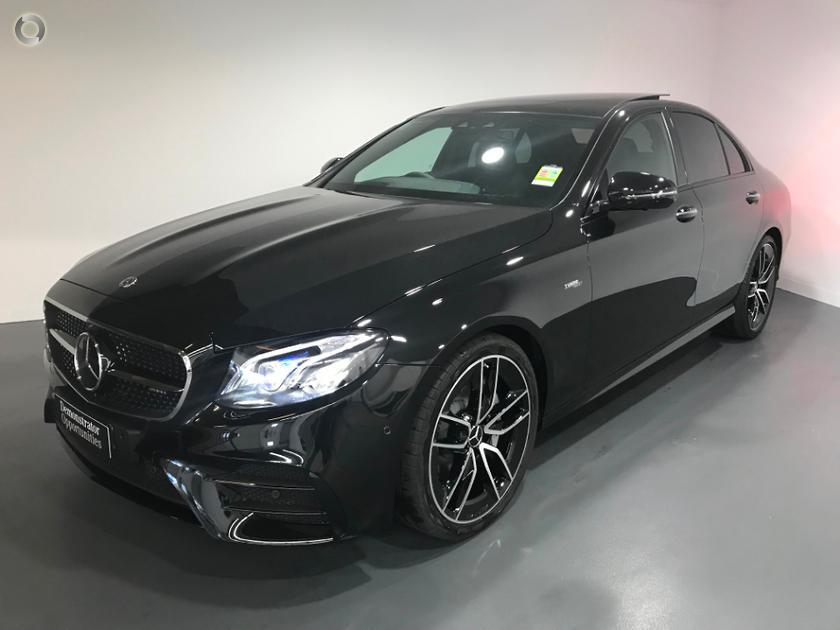 2019 Mercedes-Benz E 53 AMG Sedan