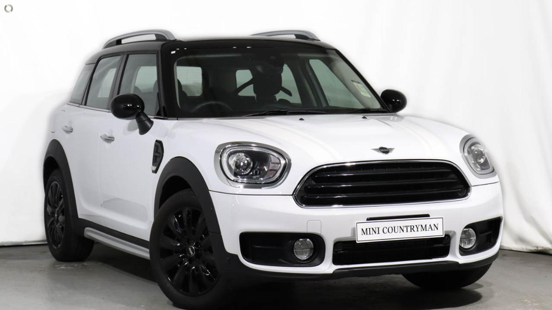 2018 MINI Countryman Cooper D