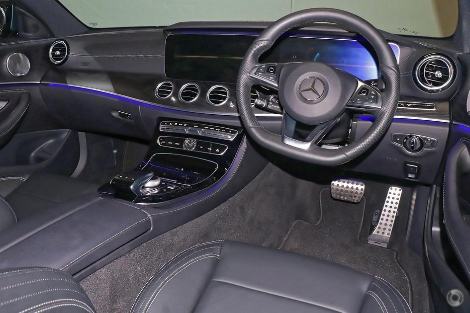 2016 Mercedes-Benz E 220 Sedan