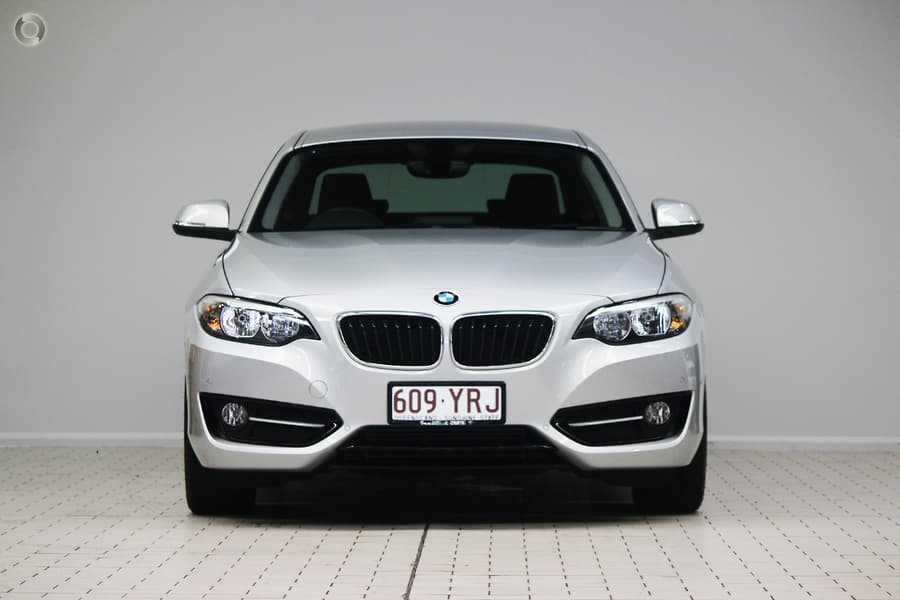 2015 BMW 220d Sport Line