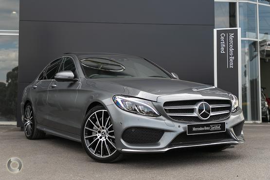 2017 Mercedes-Benz <br>C 250