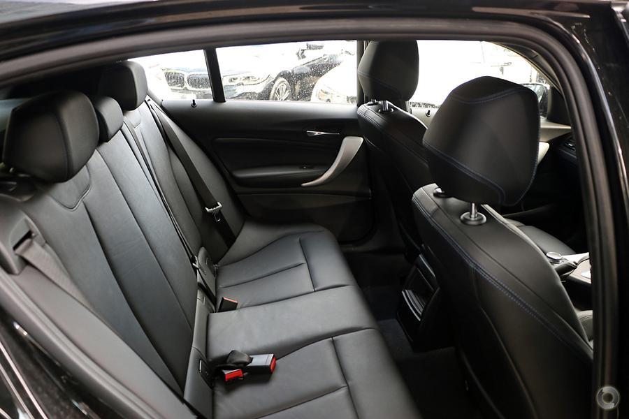 2018 BMW 118d M Sport