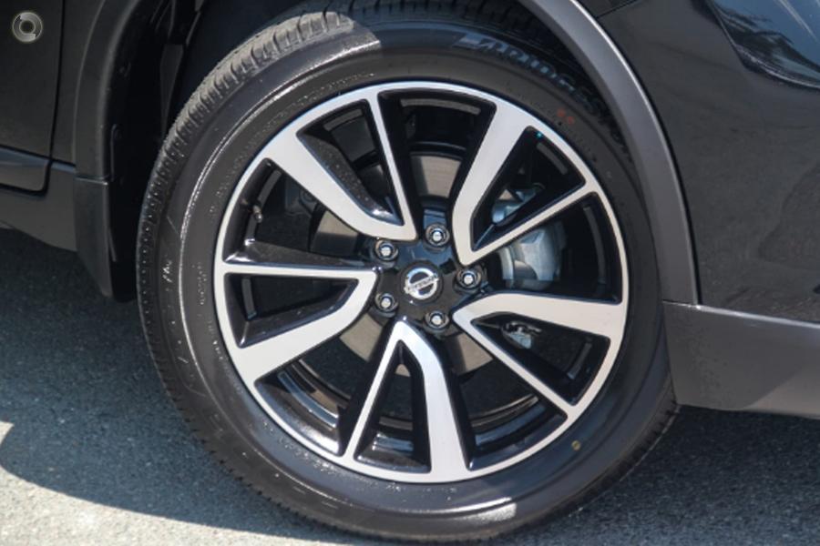2019 Nissan X-TRAIL Ti T32 Series II