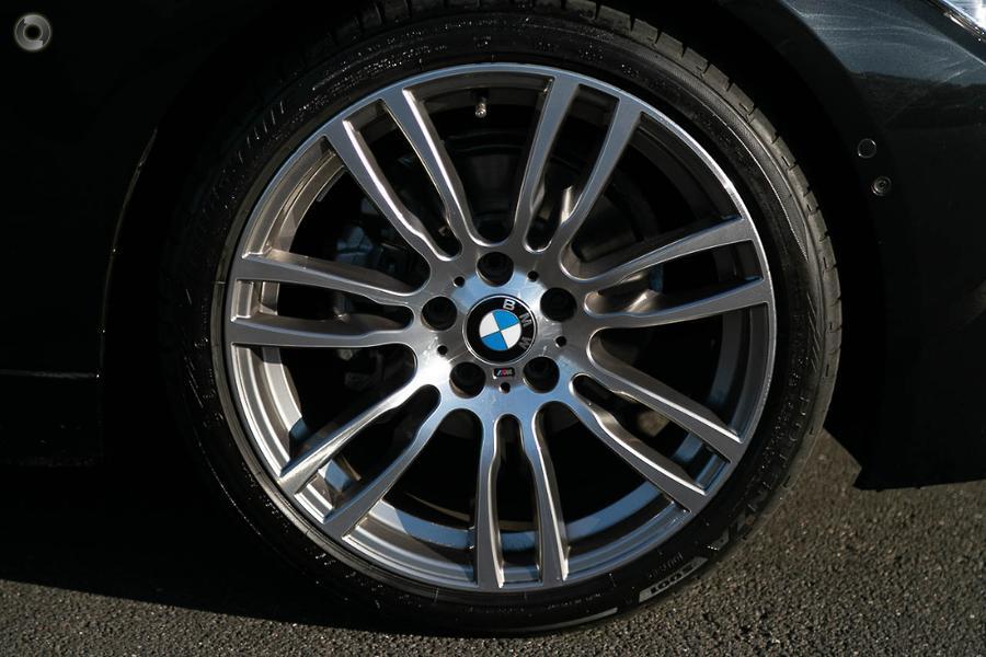 2017 BMW 318i M Sport