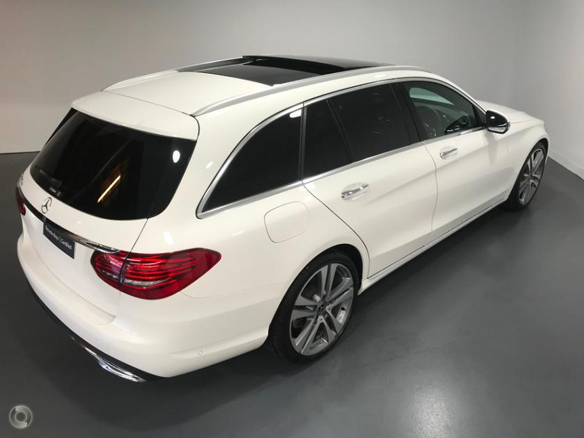 2018 Mercedes-Benz C 220 Estate