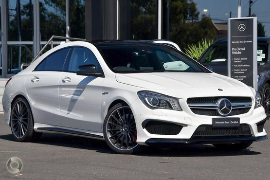 2015 Mercedes-Benz <br>CLA 45
