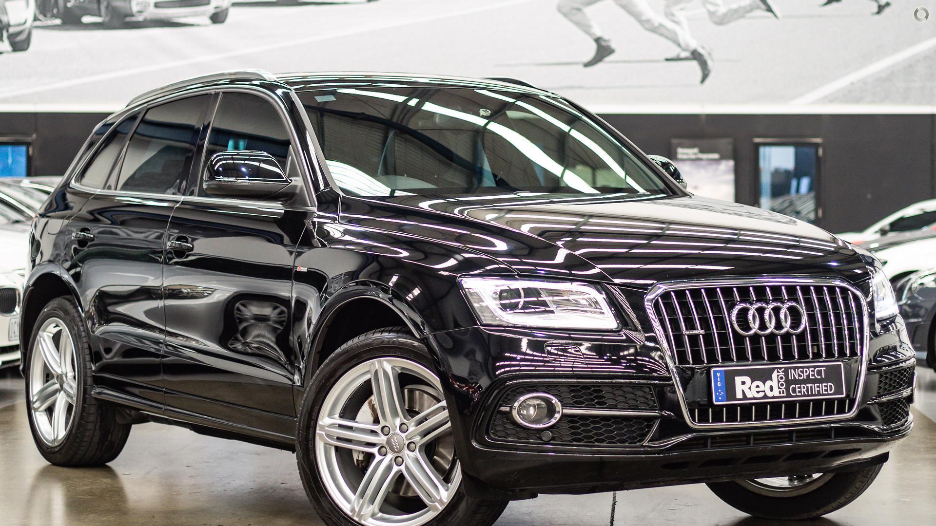 2014 Audi Q5 8R