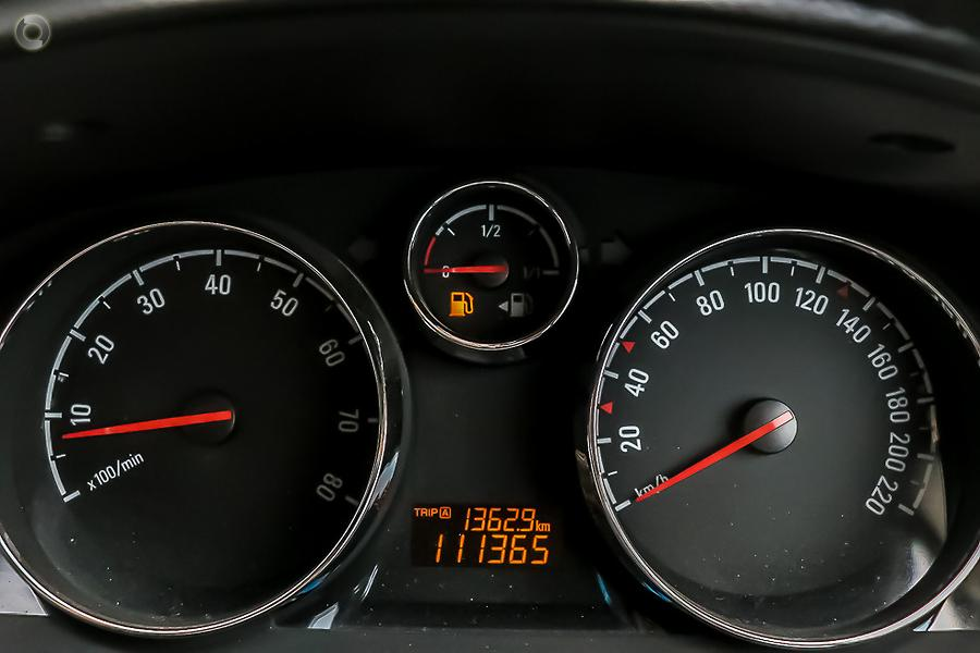 2013 Holden Captiva 5 CG Series II