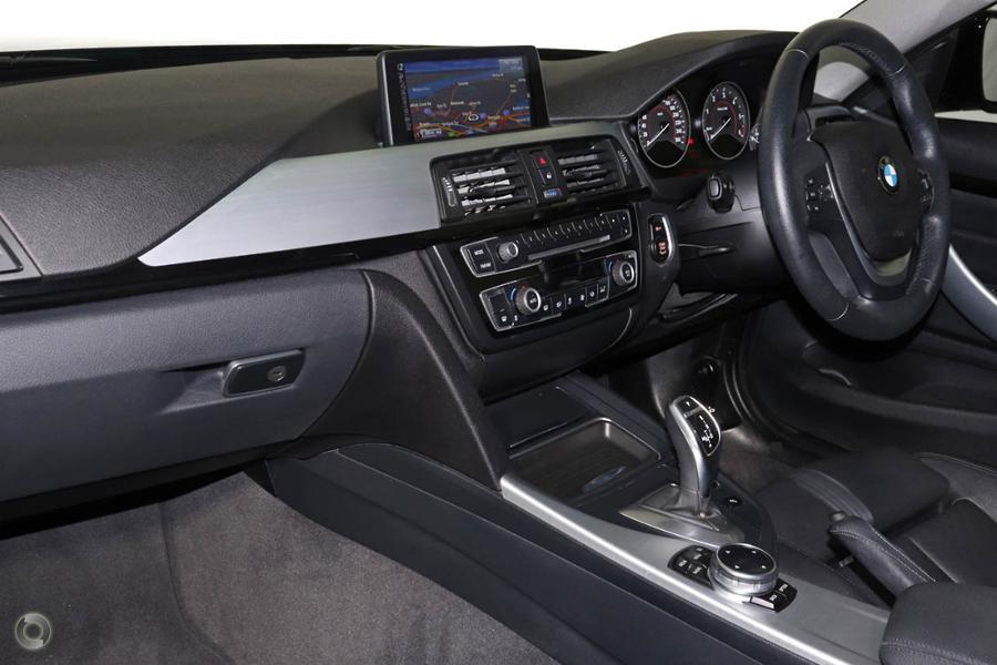 2014 BMW 420d Sport Line