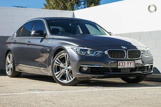 2015 BMW 340 i Luxury Line