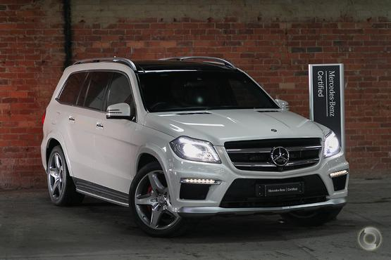 2014 Mercedes-Benz GL 63