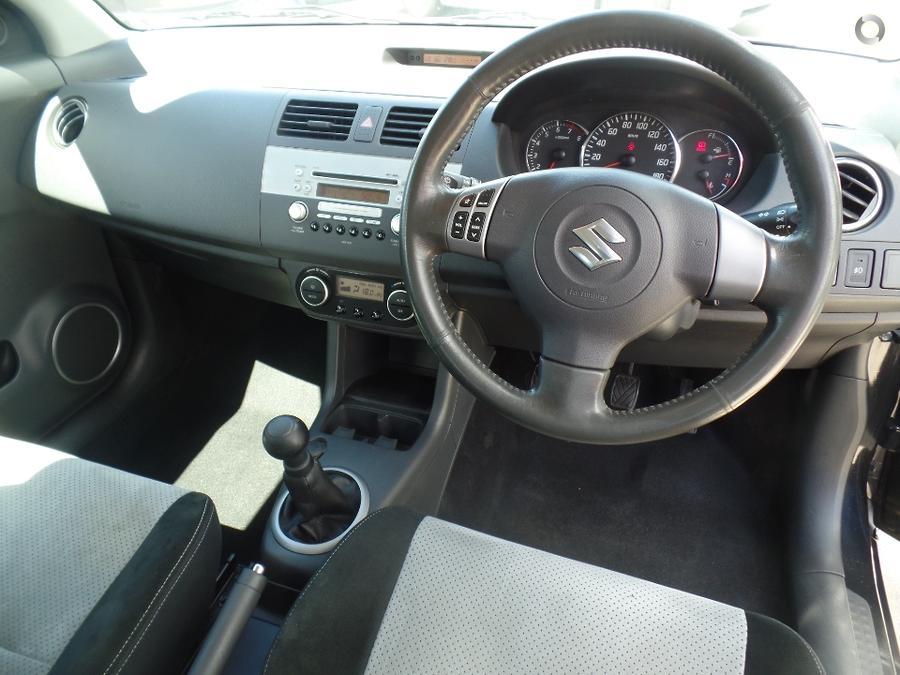 2009 Suzuki Swift S RS415