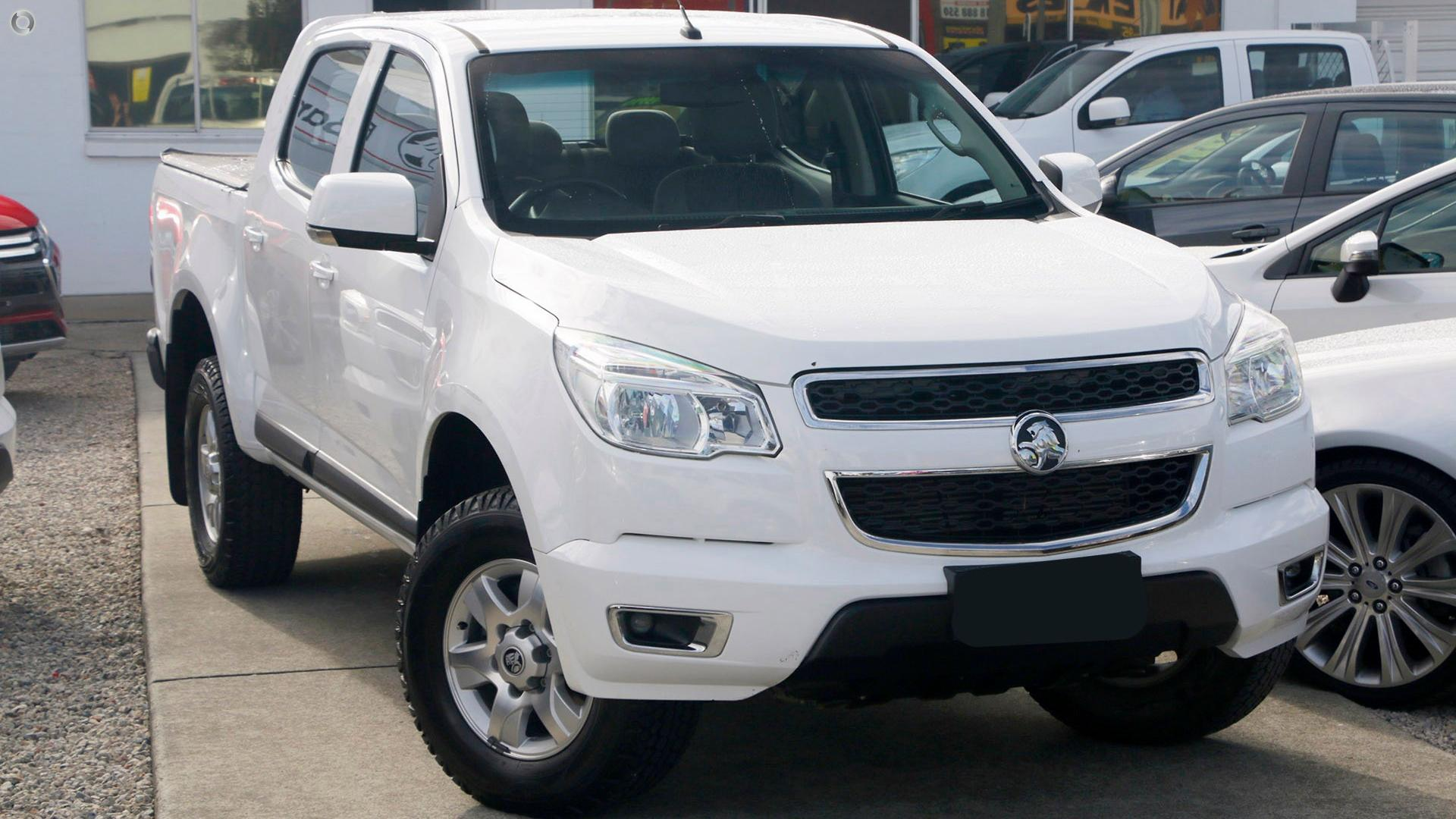 2014 Holden Colorado LT RG
