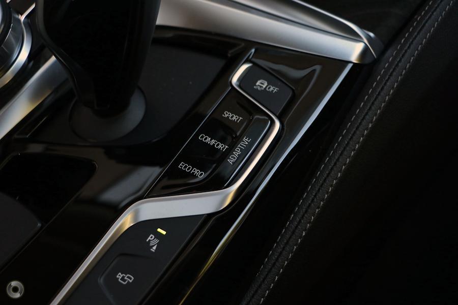 2018 BMW 530i Luxury Line
