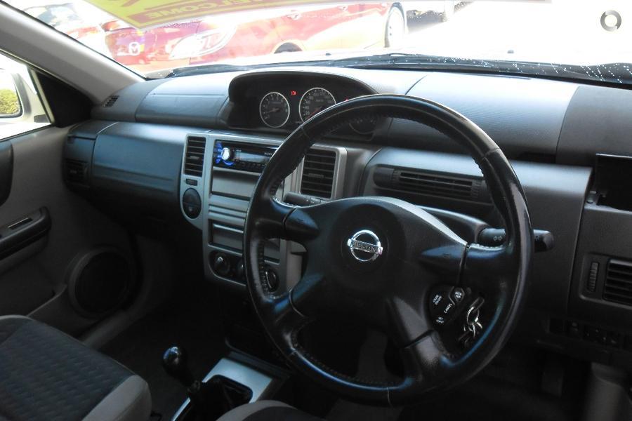 2007 Nissan X-Trail ST T30 II