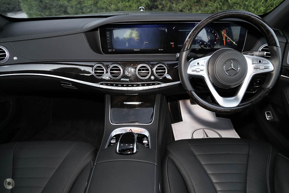 2017 Mercedes-Benz S 560 Sedan