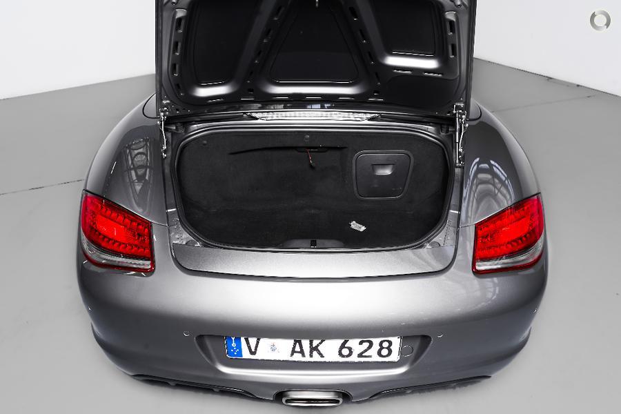 2009 Porsche Boxster  987