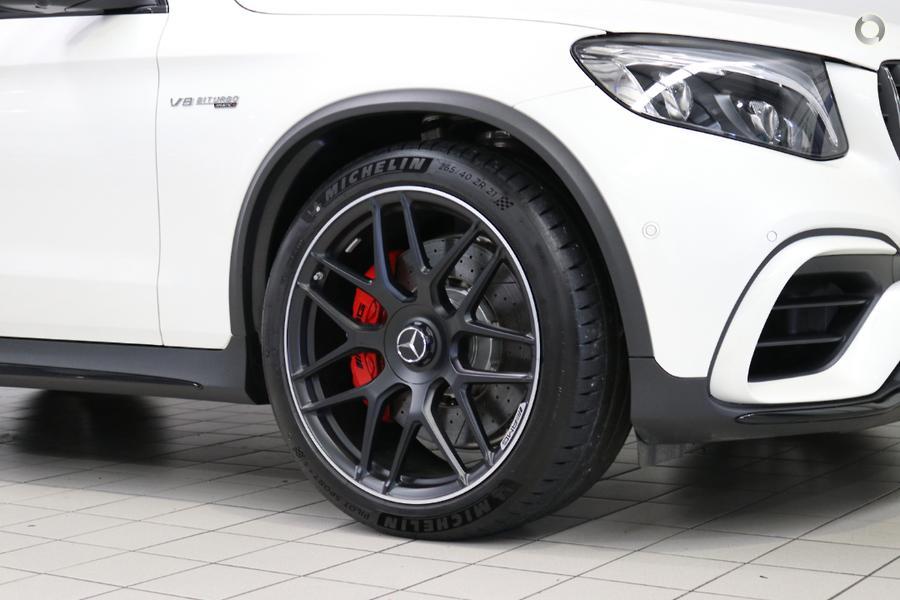2019 Mercedes-AMG GLC 63 Wagon