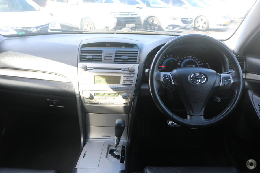 2008 Toyota Aurion Sportivo ZR6 GSV40R