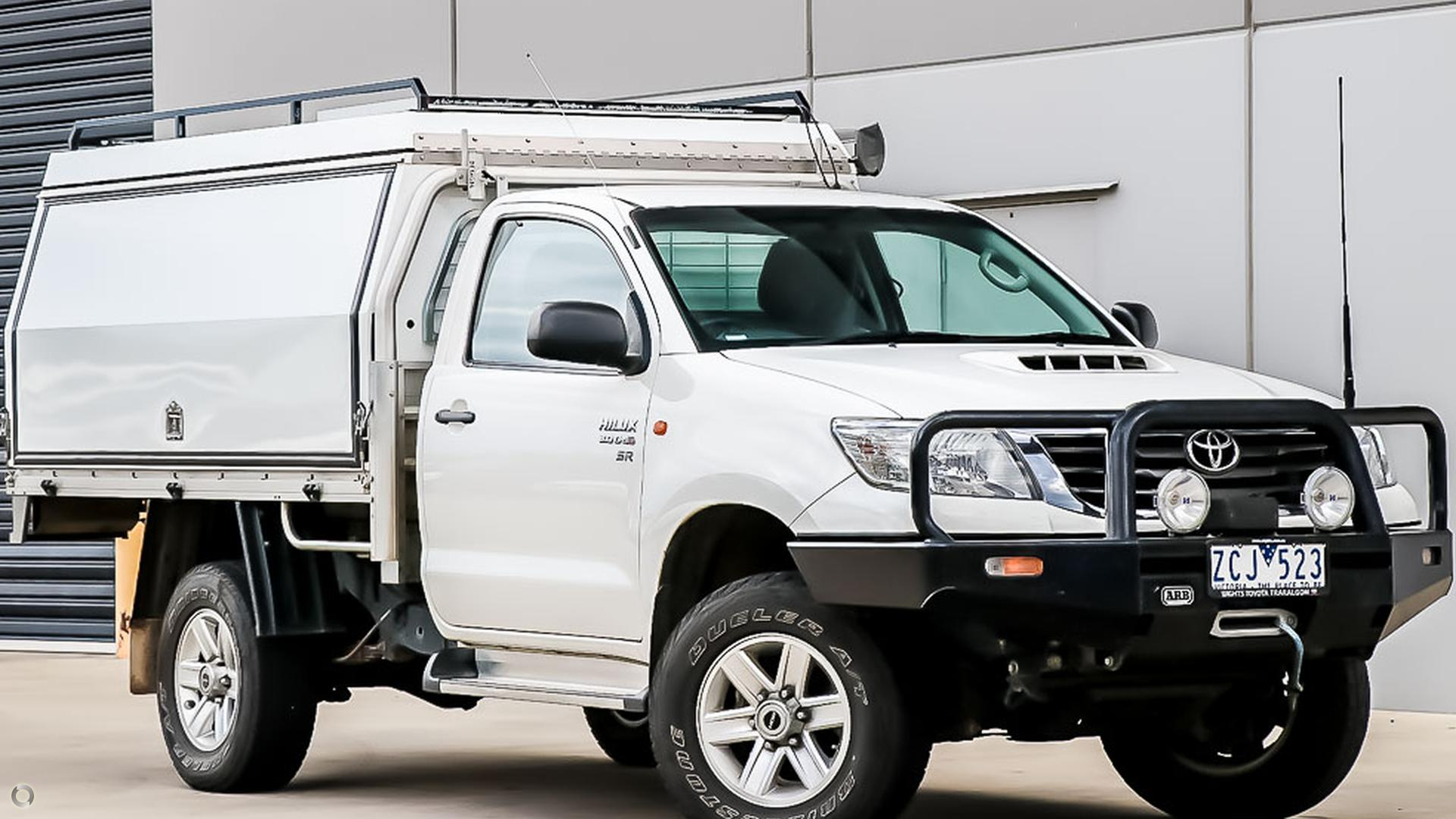 2012 Toyota Hilux KUN26R