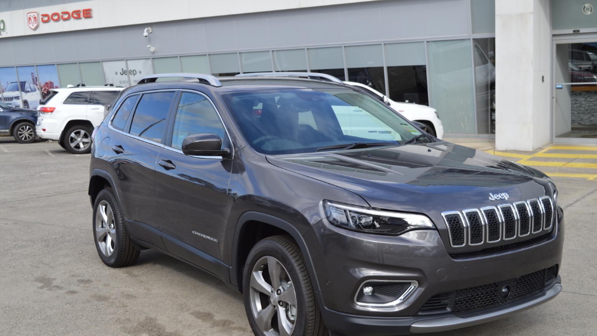 2019 Jeep Cherokee KL