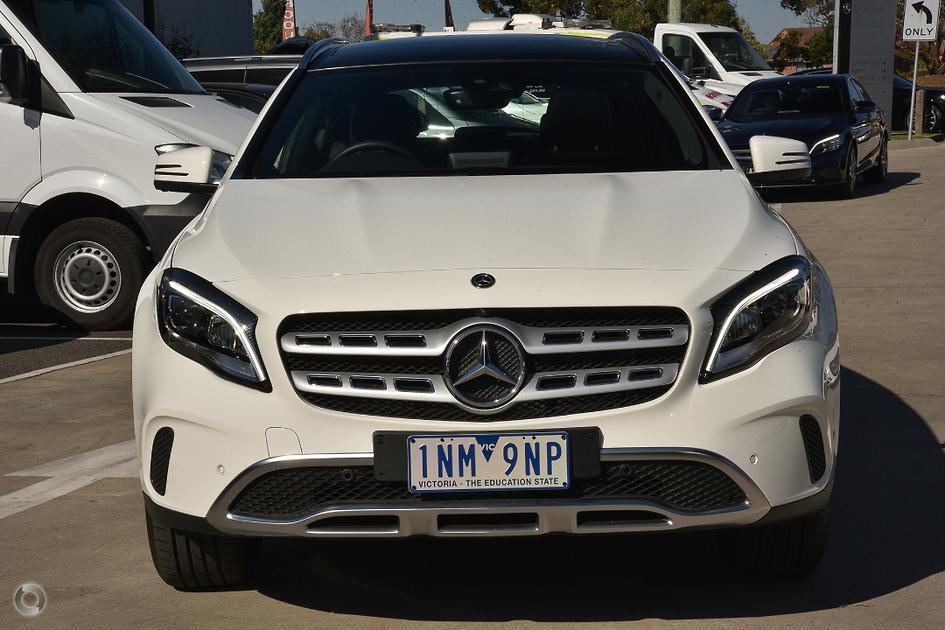 2018 Mercedes-Benz GLA 220 Wagon