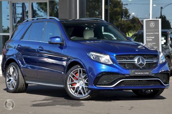 2016 Mercedes-Benz <br>GLE 63