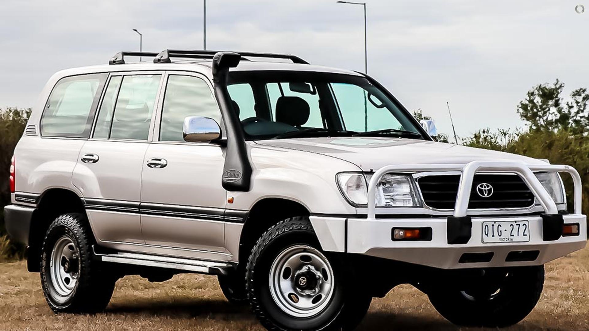 2000 Toyota Landcruiser HZJ105R