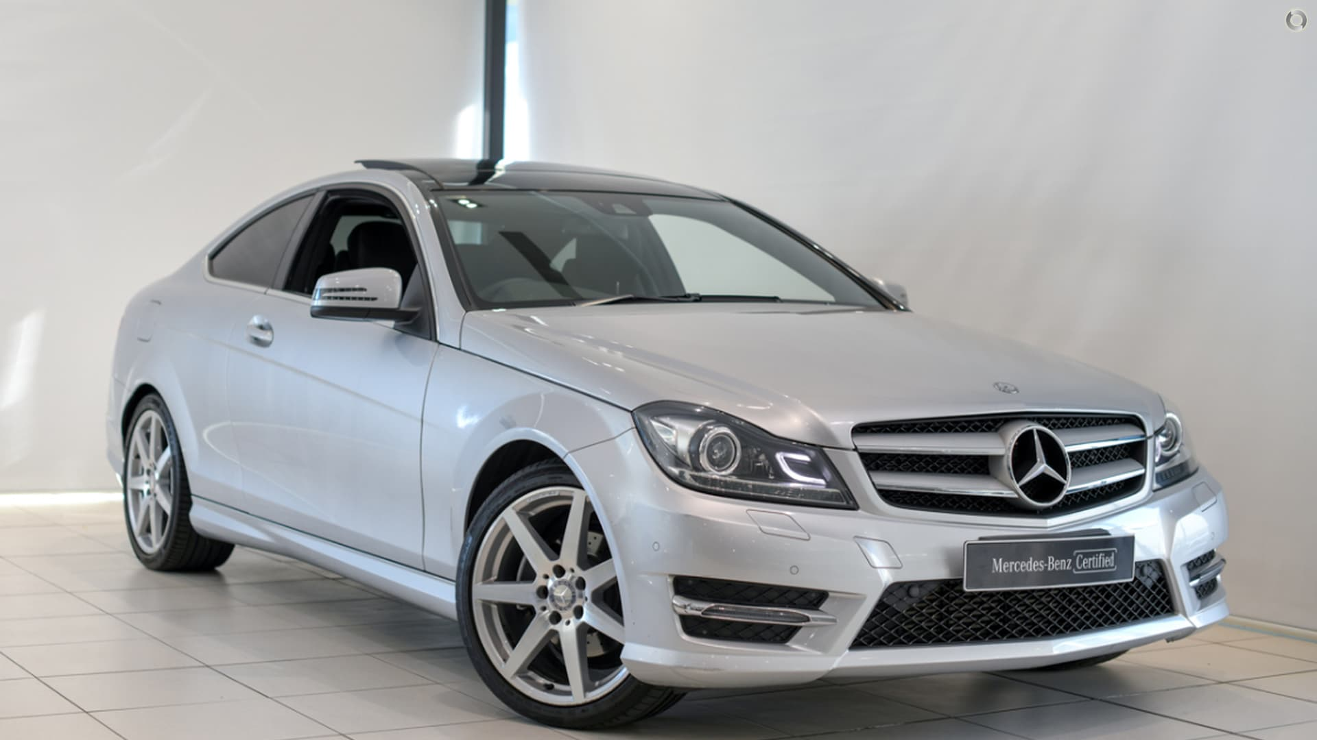 2013 Mercedes-Benz C 250 CDI Coupe