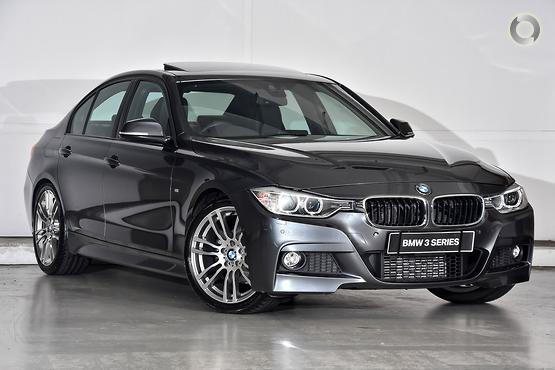 2015 BMW 320 i M Sport
