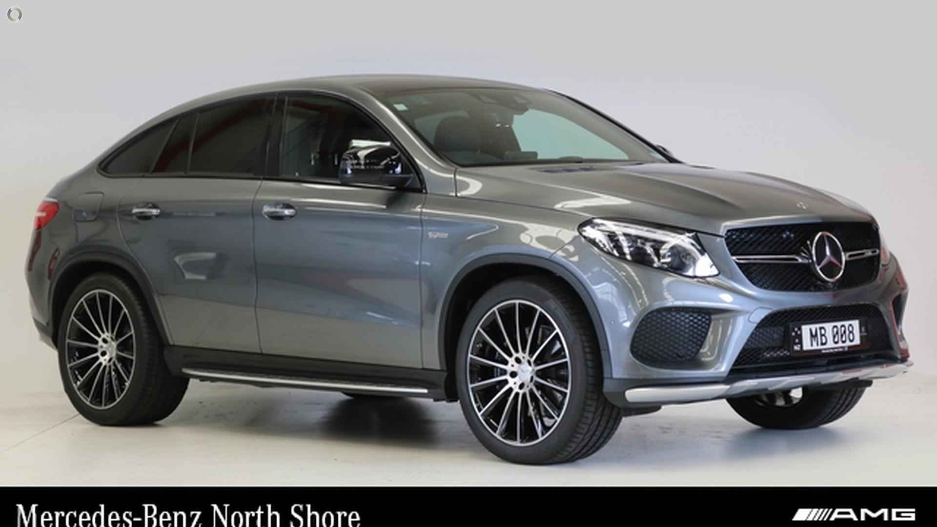 2019 Mercedes-AMG GLE 43 Coupe