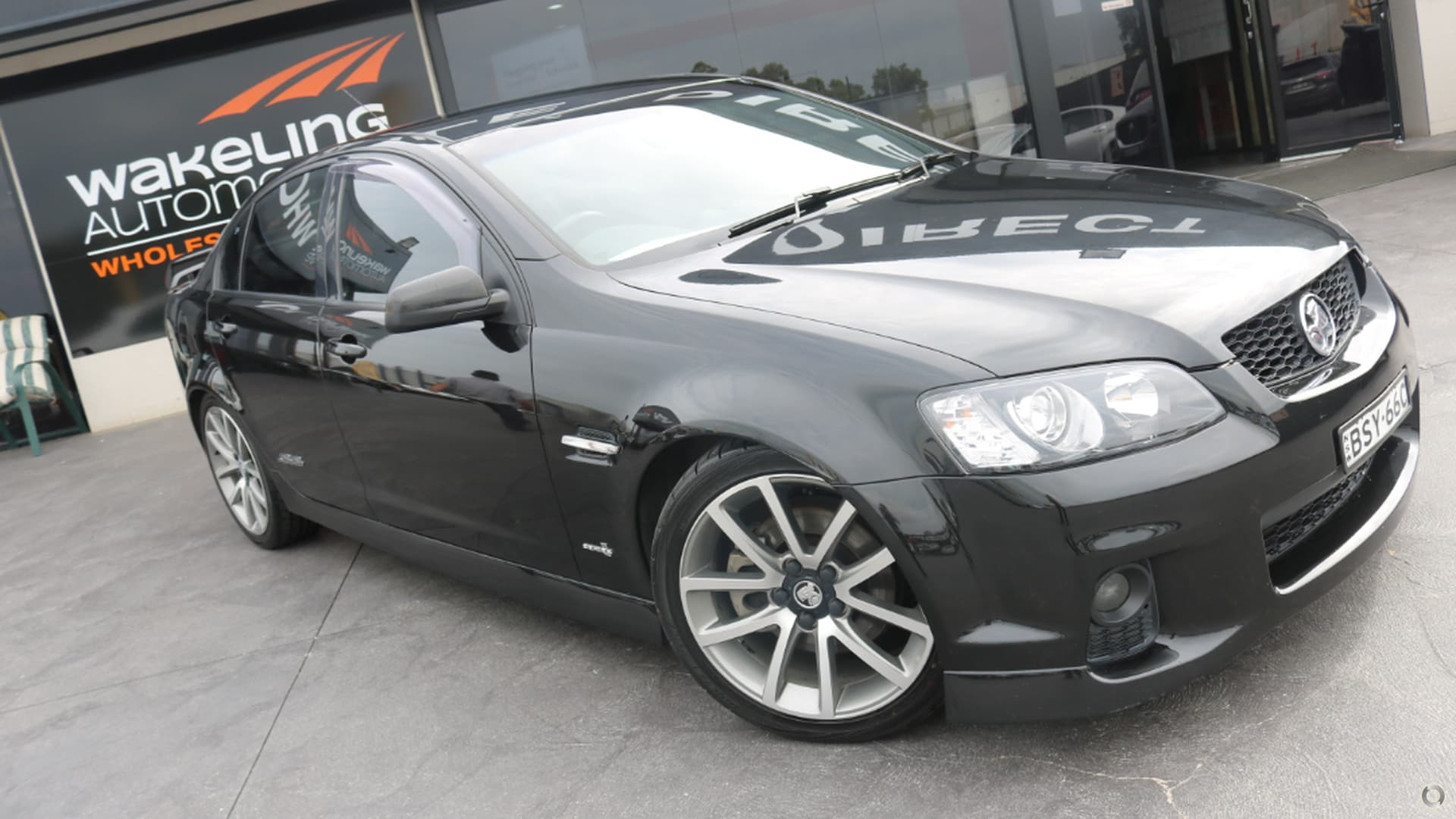 2010 Holden Commodore VE Series II